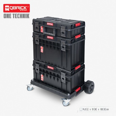 QBRICK SYSTEM ONE TECHNIK SET